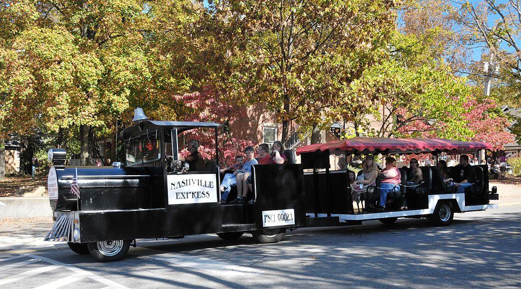 Nashville Express Train