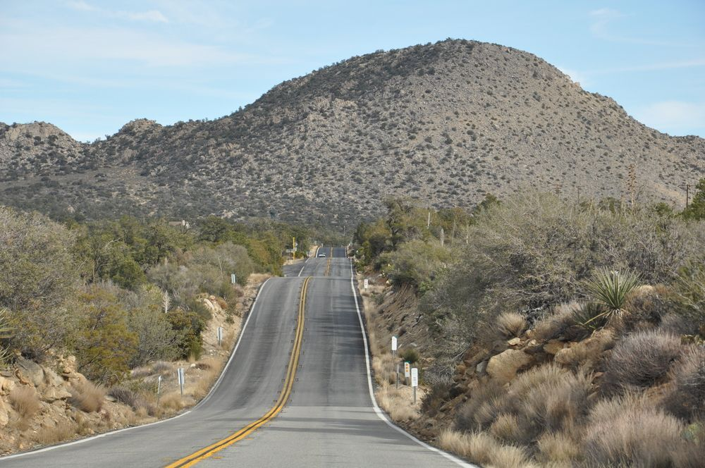 Palms to Pines Scenic Byway