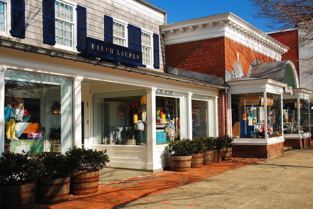 Ralph Lauren in Hamptons