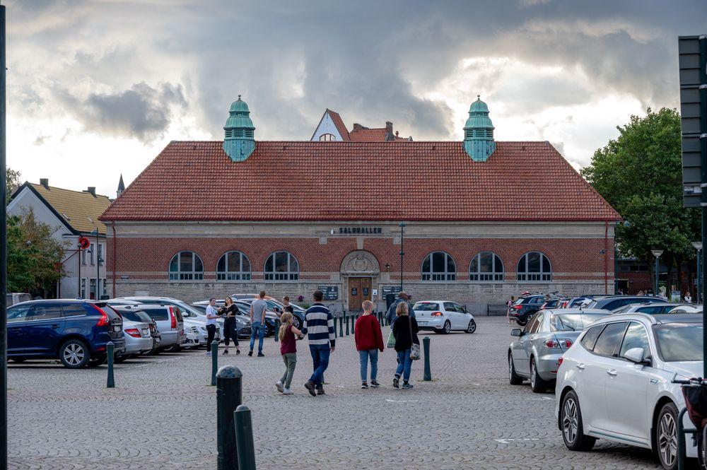 Saluhallen in Lund