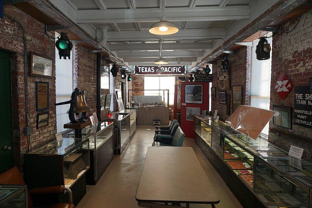 Shreveport Railroad Museum