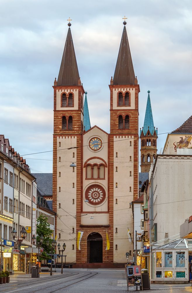 Wurzburg Cathedral