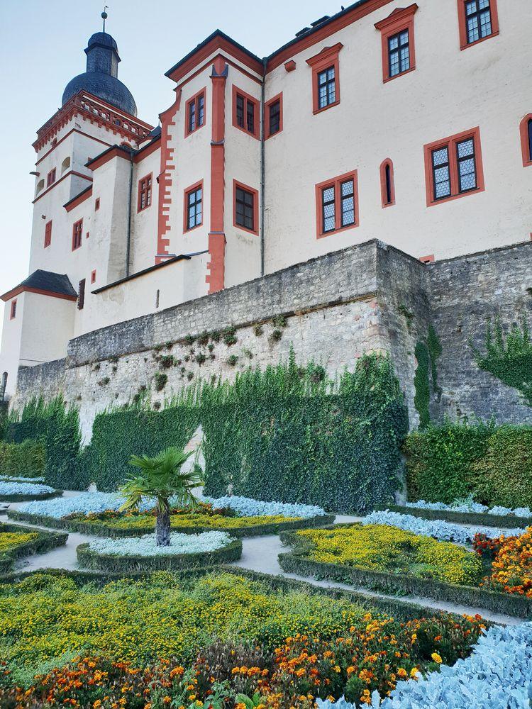 Fürstengarten Marienberg Garden