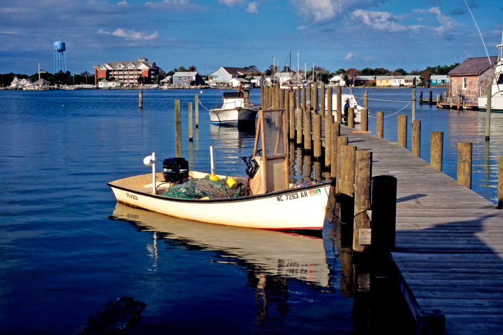 Sportsfishing in Ocracoke