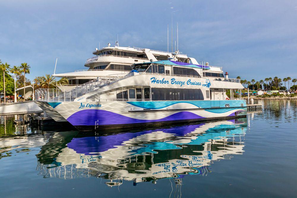 Harbor Breeze Cruises in Long Beach, CA