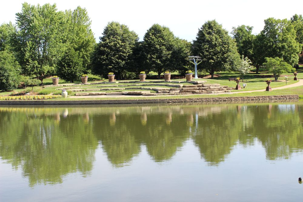 Arboretum and-Botanical Gardens at Overland Park