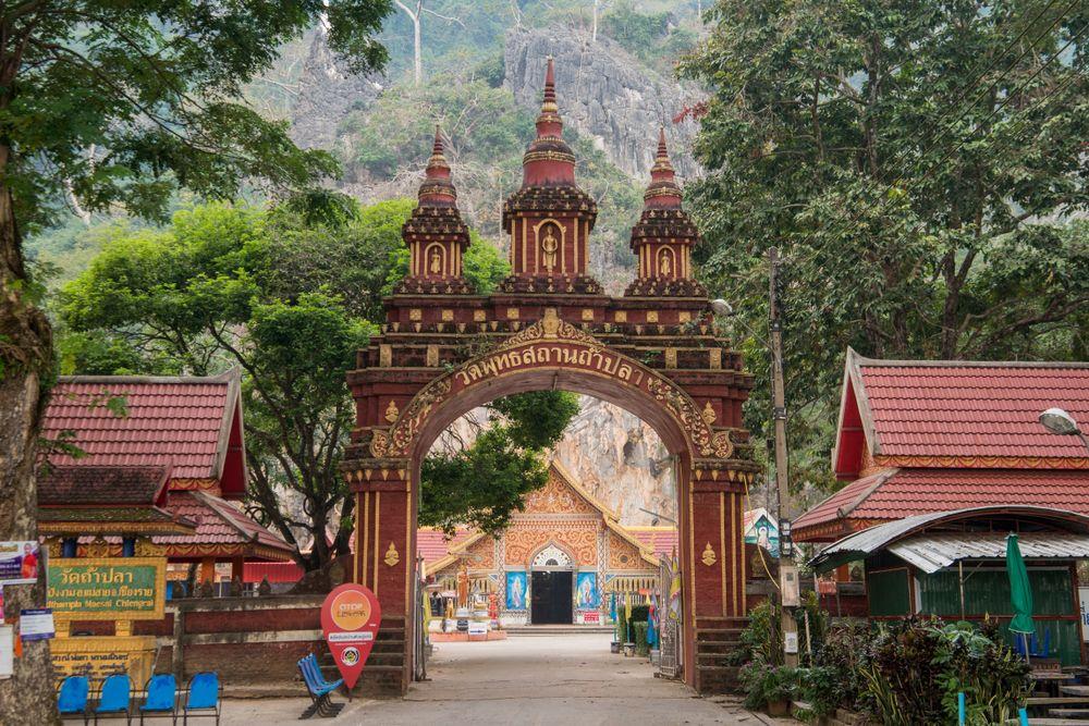 Beautiful view of Monkey Temple