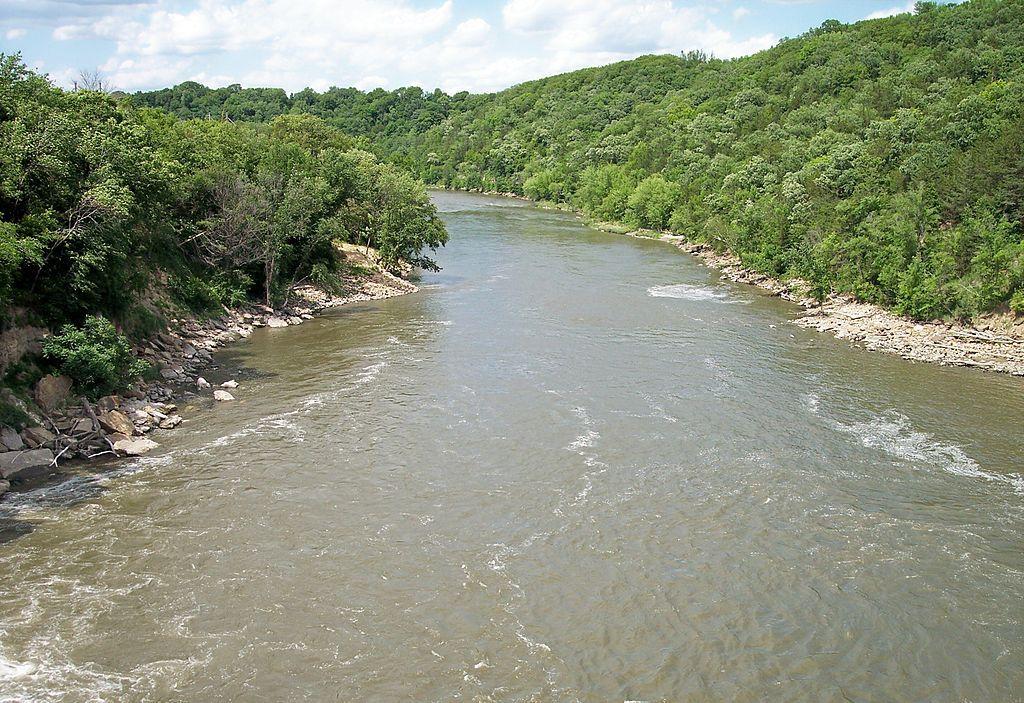 Blue Earth River Minnesota