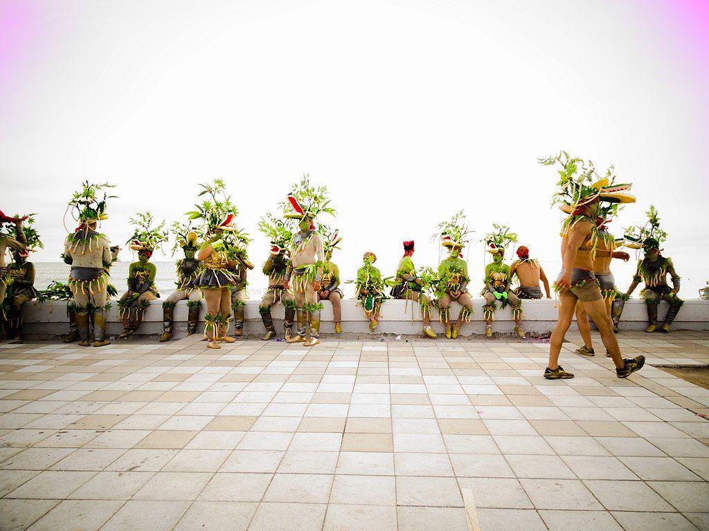 Carnaval at Mazatlan