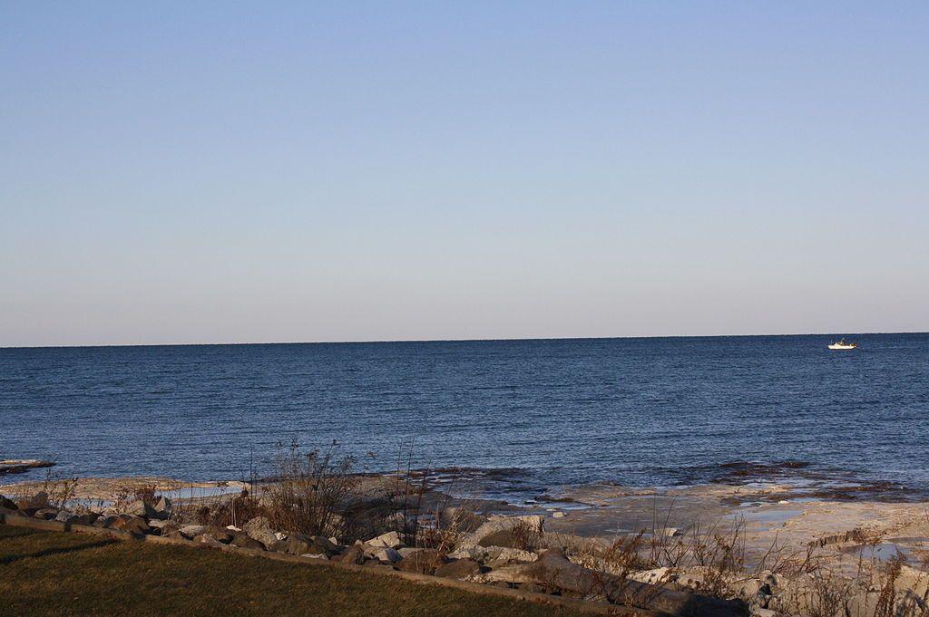 Sea in Deland Park Sheboygan Wisconsin