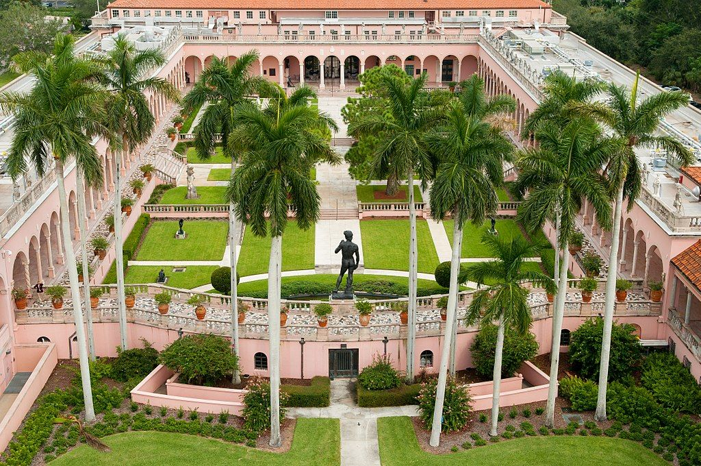 The John and Mable Ringling Museum of Art in Sarasota