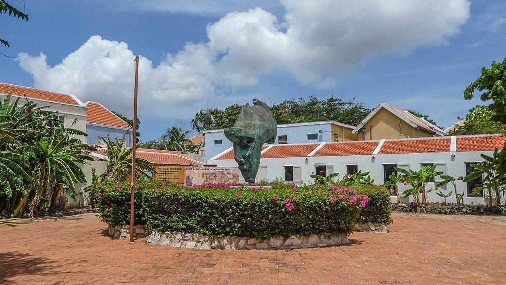 Outside View of Kura Hulanda Museum