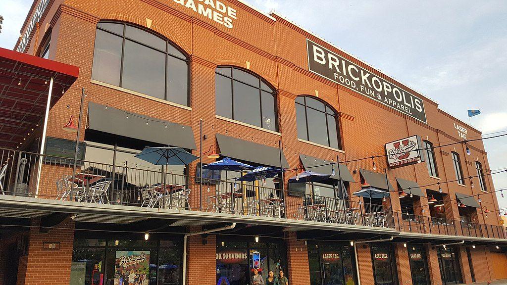 Brickopolis in Oklahoma City