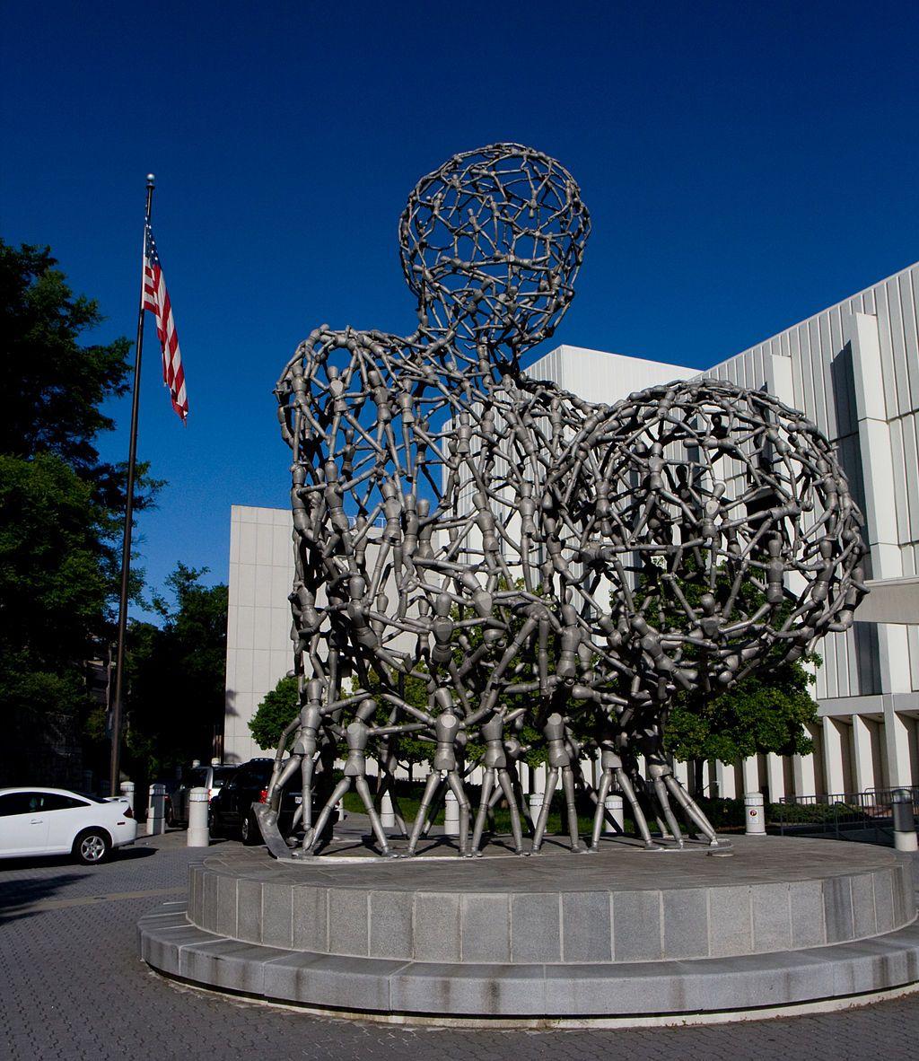 Woodruff Arts Center Sculpture