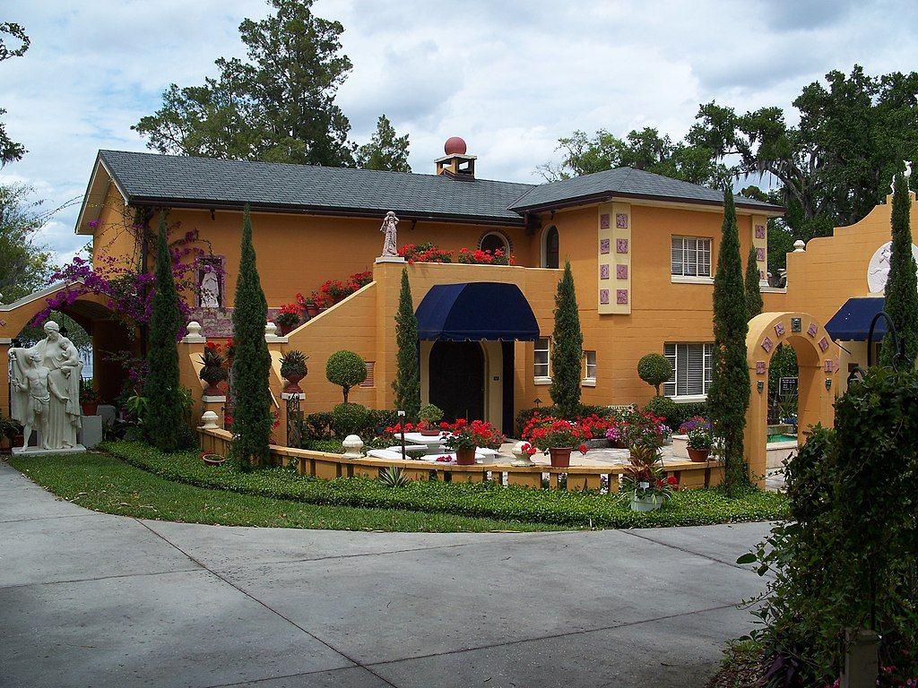 Albin Polasek Museum and Sculpture Garden