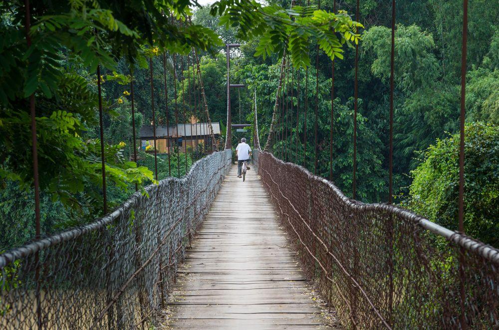 Bridge at Battambang