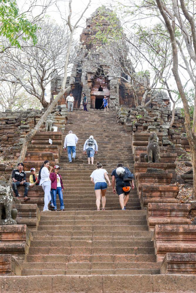 Temple at Battambang