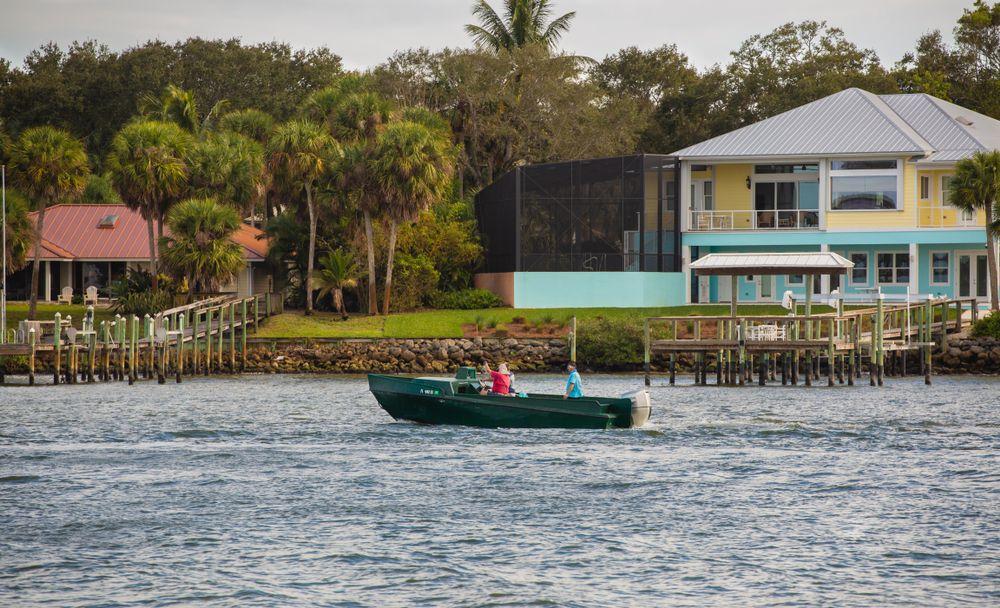 Boating in Stuart