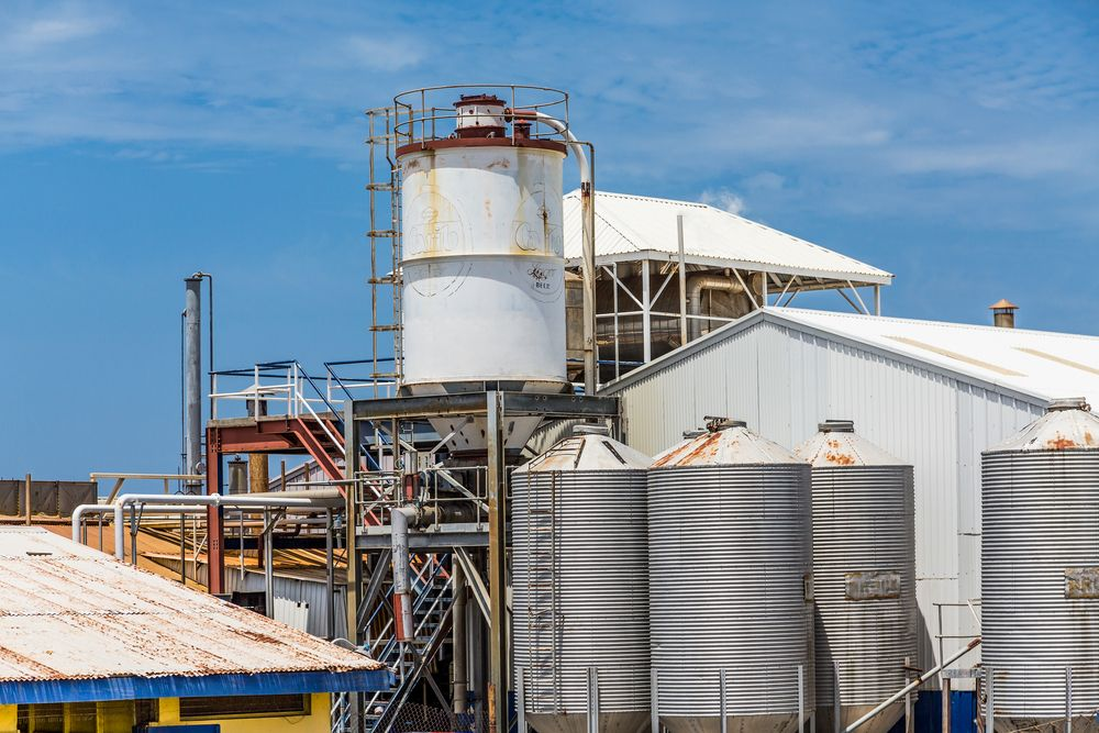 St. Kitts Brewery