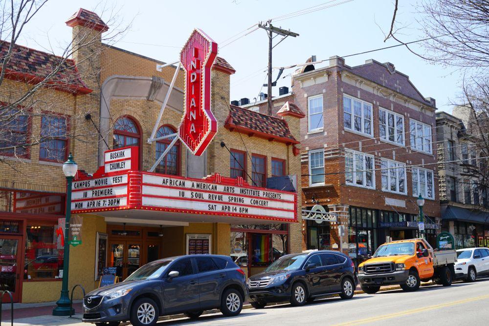Buskirk-Chumley Theater
