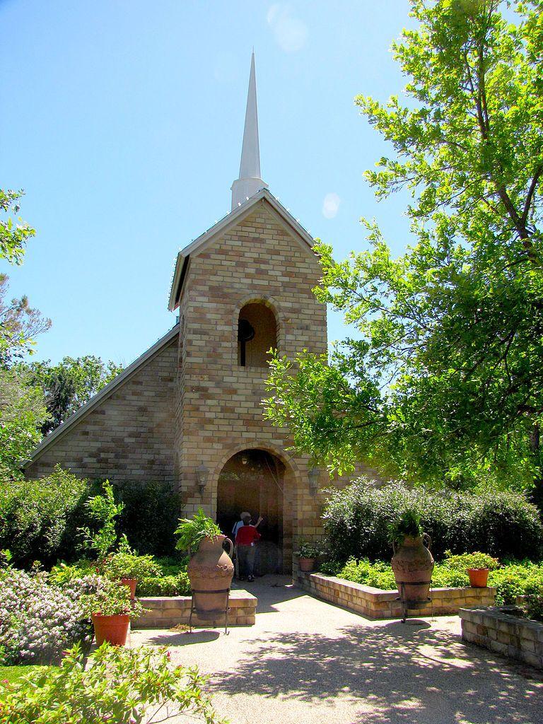 Clark Gardens Chapel