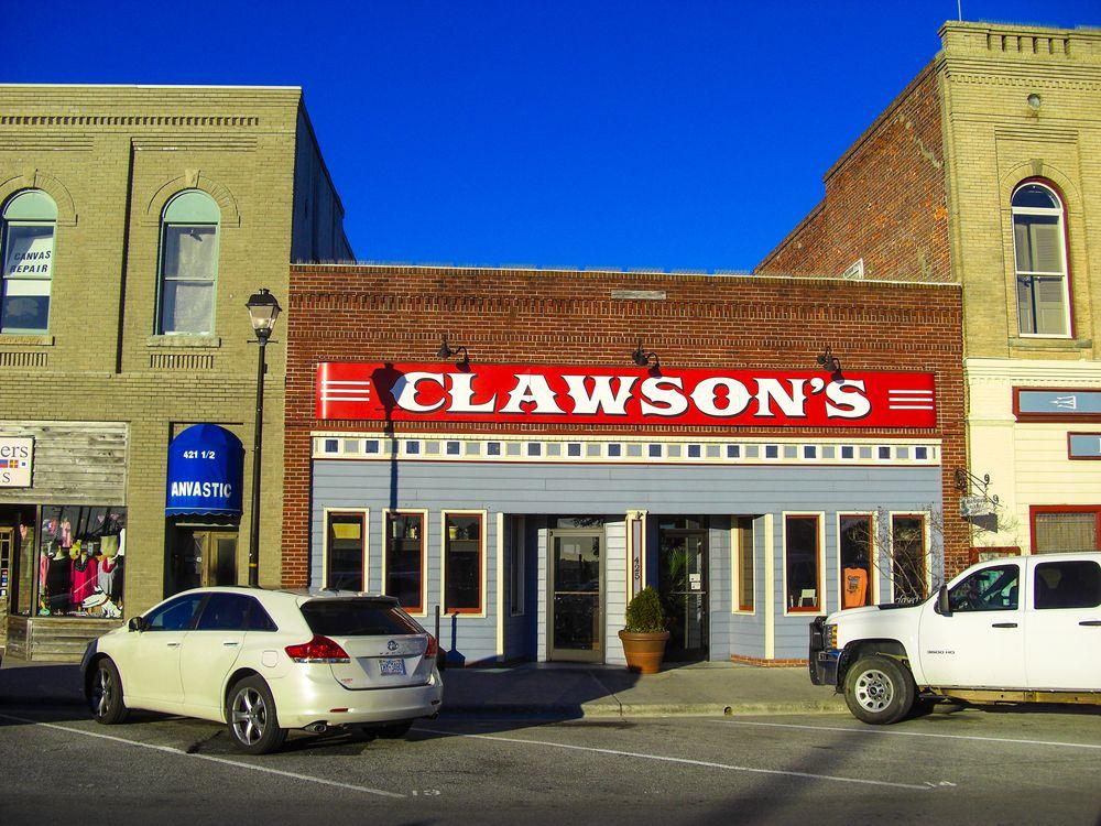 Clawson's in Beaufort