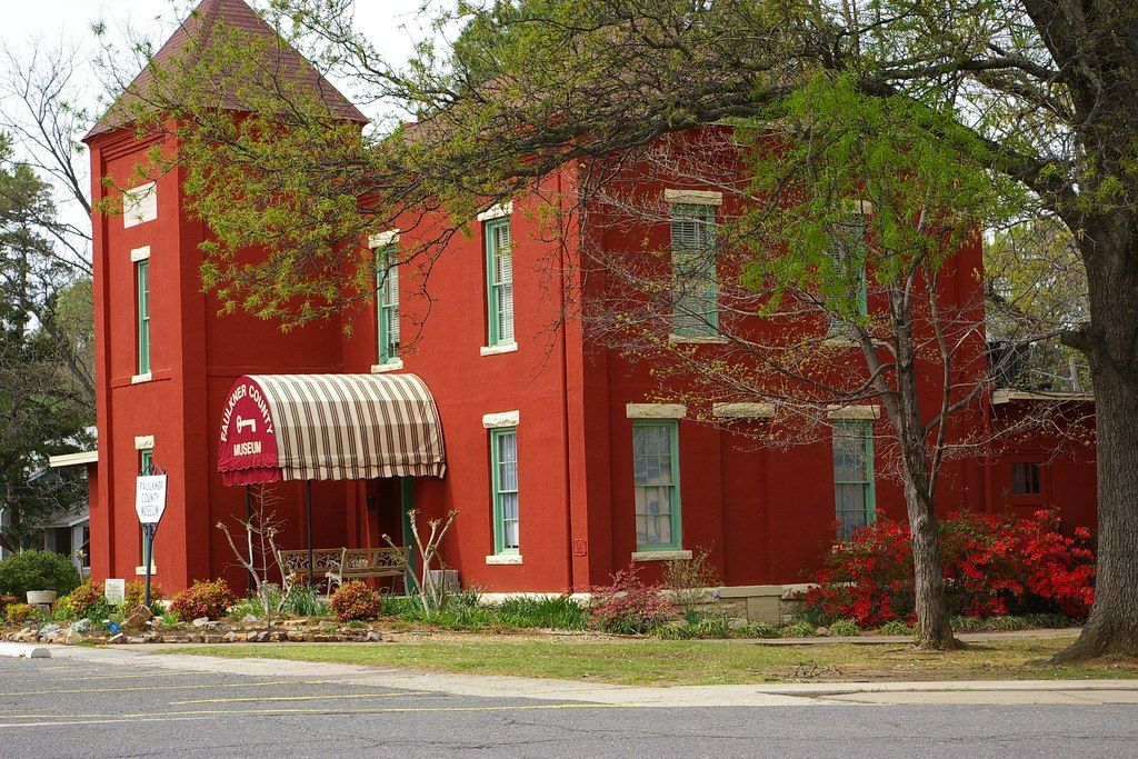 Outside View of Faulkner County Museum