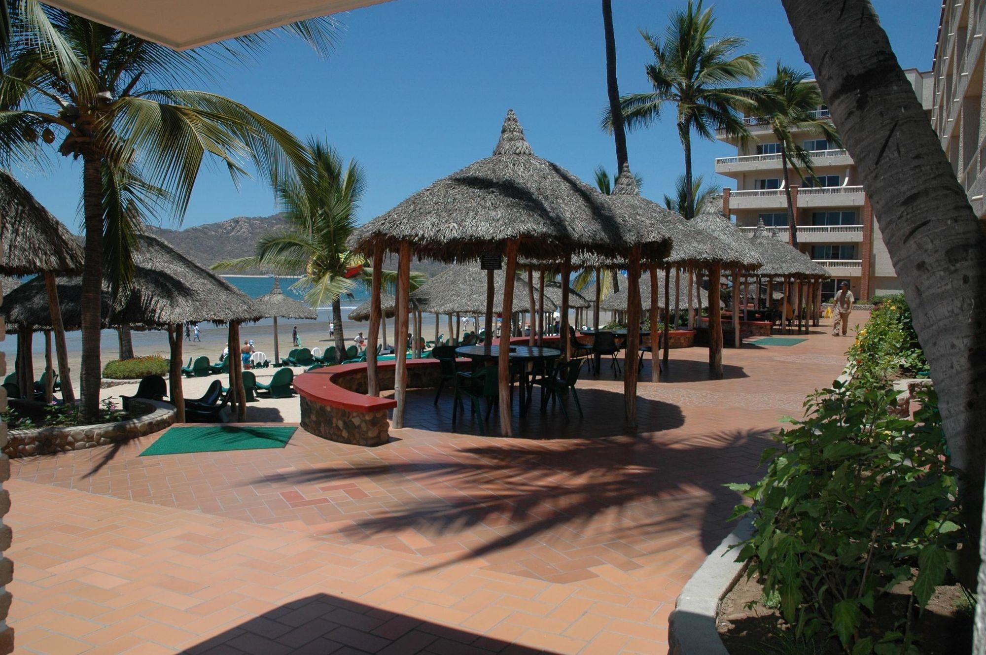 View at Hotel Playa Mazatlan