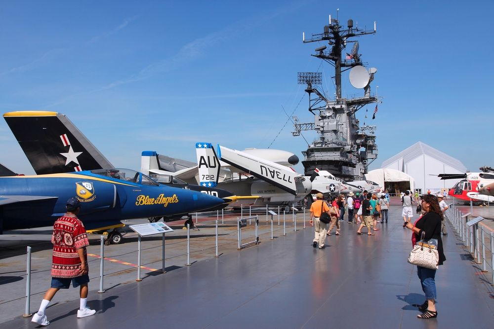 Intrepid Sea, Air, and Space Museum