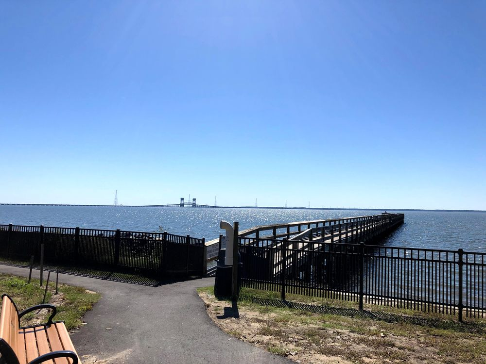 James River Fishing Pier