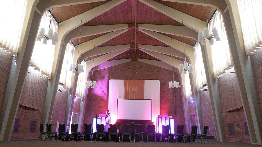 Inside View of Frelinghuysen Morris House & Studio