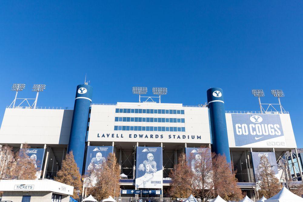 Lavell Edwards Stadium at Brigham Young University