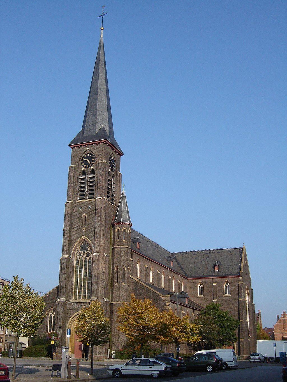 Church of Saint Livinus in Ledeberg