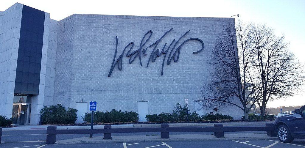 Outside View of Danbury Fair Mall