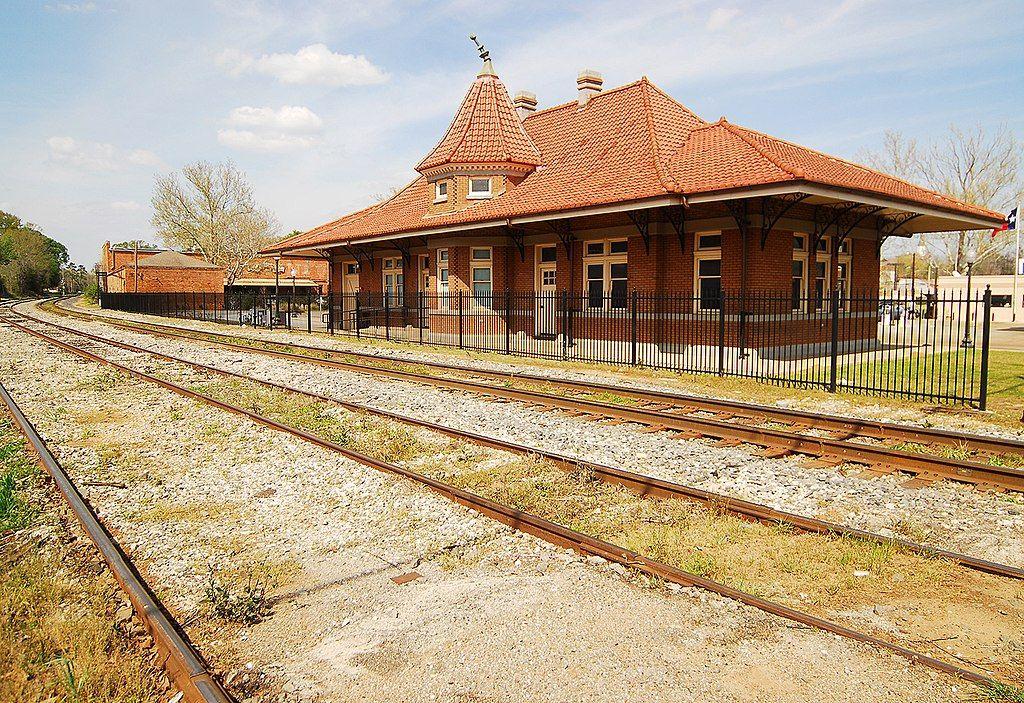 Nacogdoches Railroad Depot