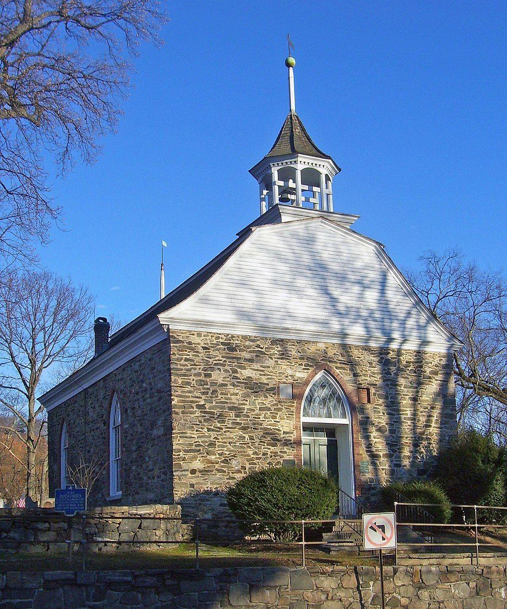 Old Dutch Church in Sleepy Hollow