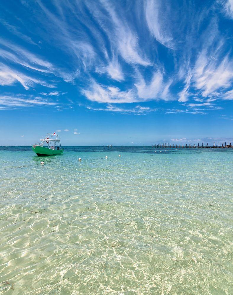 Playa Norte Beach