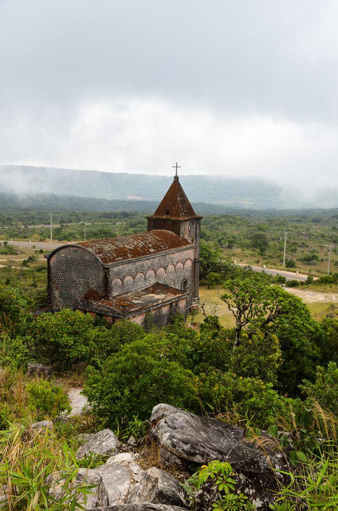 Preah Monivong Bokor National Park
