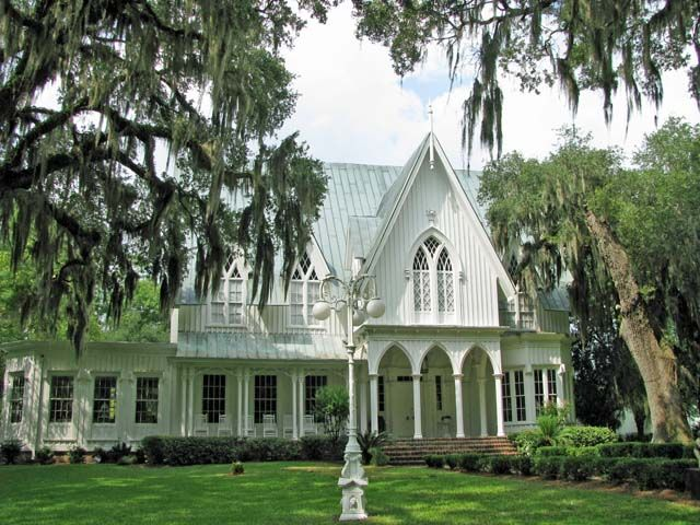 Rose Hill Mansion in Bluffton