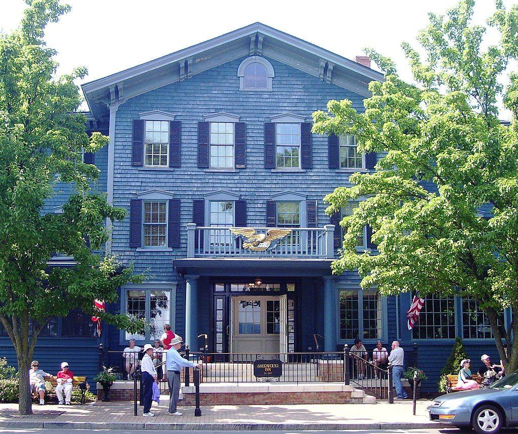 View of Sherwood Inn