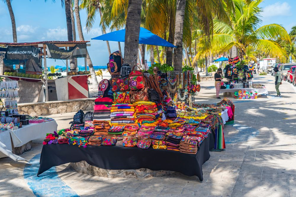 Shops in Isla Mujeres