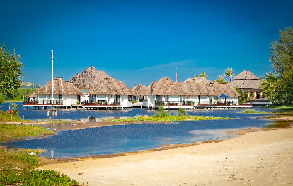 Beach Resort in Sihanoukville