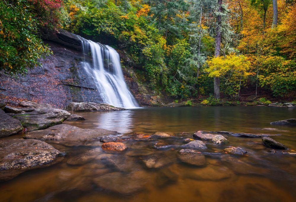 Silver Run Waterfalls