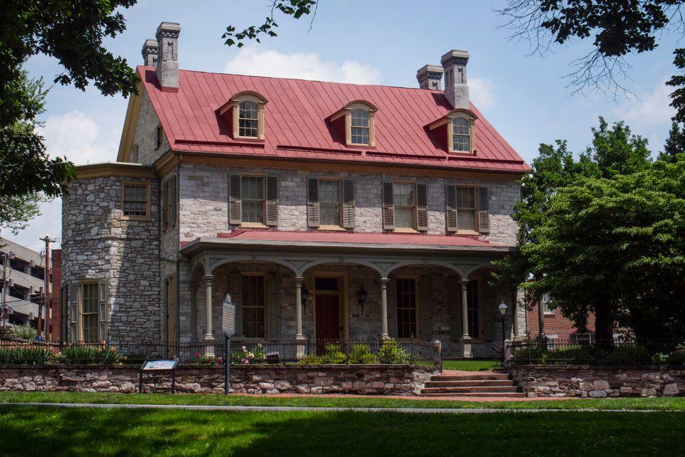 Simon Cameron House