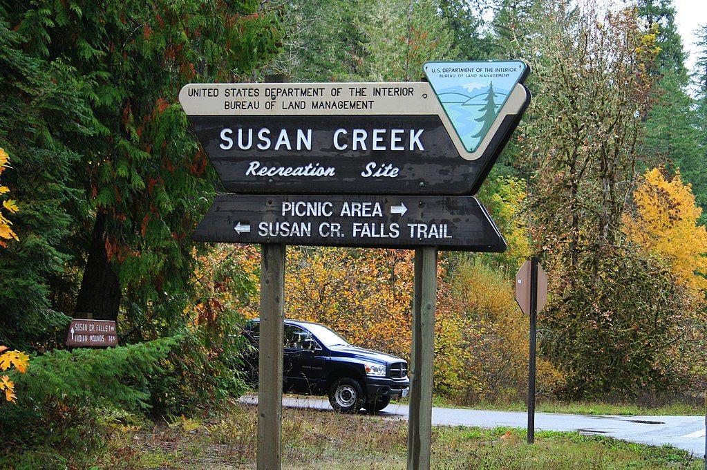 Susan Creek Campground