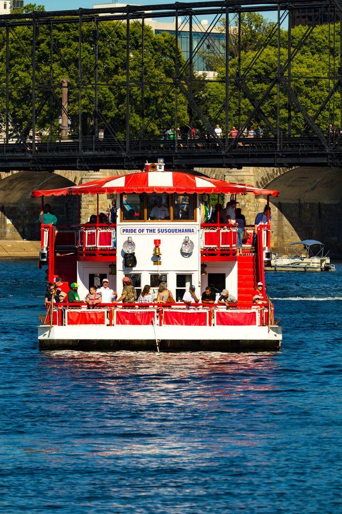 Susquehanna Riverboat
