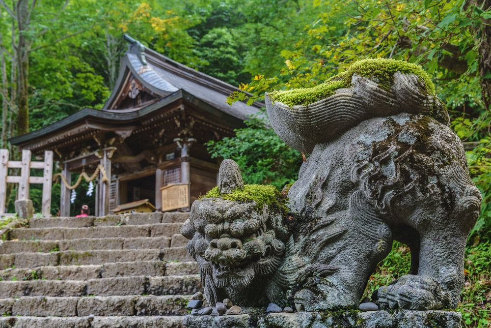 Togakushi Jinja Shrines