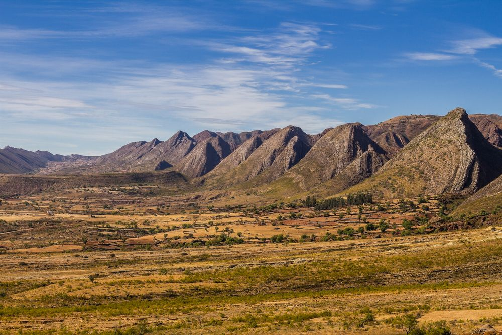 Toro Toro National Park