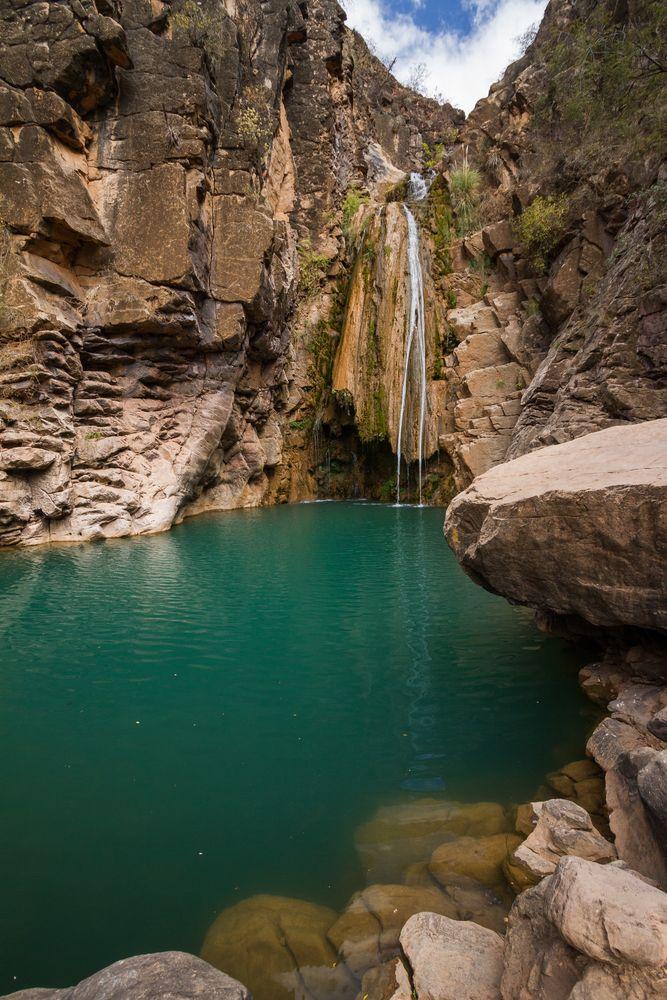 Waterfall in Toro Toro National Park