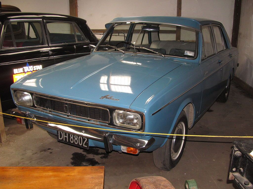 Display at Yaldhurst Christchurch Classic & Vintage Car and Transport Museum